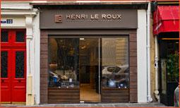 Our shops opening hours - Maison Le Roux Chocolatier et