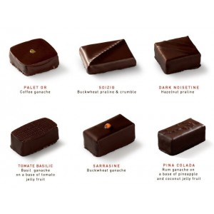 Traditional size Chocolate Boxes