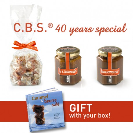 C.B.S.® 40 years special box