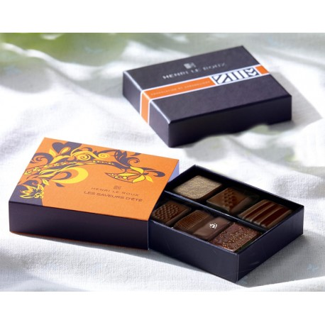 Summer Flavours Chocolate Box