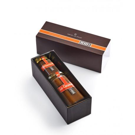 Caramel & Chocolate Spread Box