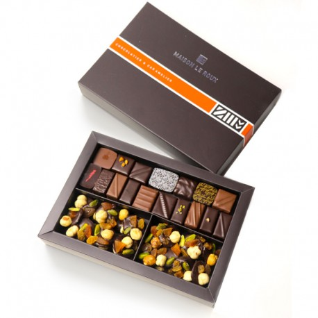 DUO Chocolates & Mendiants Box Set