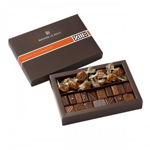 DUO Chocolates & Caramels Box Set